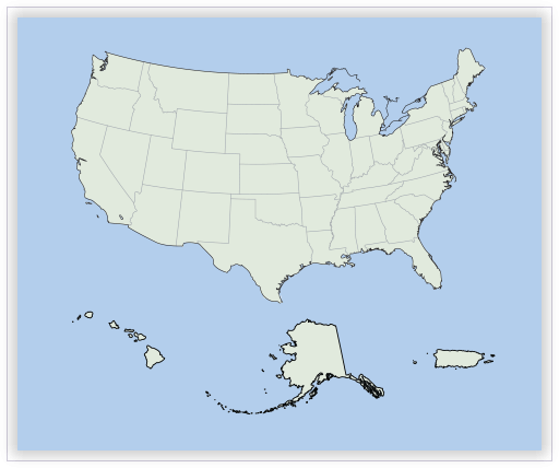 American Sign Language interpreting map - Nationwide